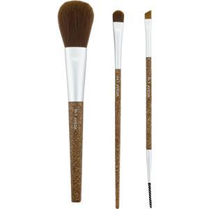 Aveda Makeup Tools Taschen Flax SticksDaily Effects Brush Set 3 Stk.