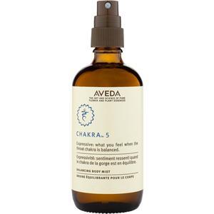 Aveda - chakras - Chakra 5 Balancing Body Mist