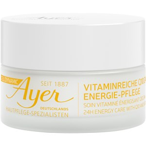 Ayer - Anti-ageing - 24h Energy Care with Q10 and Vitamins
