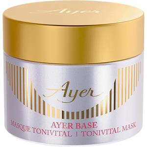 Image of Ayer Pflege Ayer Base Tonivital Mask 50 ml