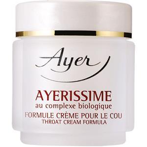 Ayer - Ayerissime - Formula Halscreme