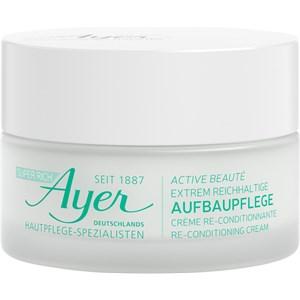 Ayer - Feuchtigkeit - Reconditioning Cream