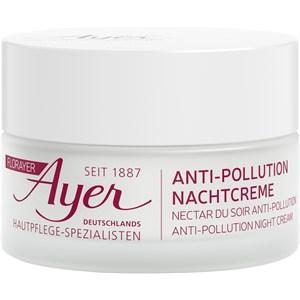 Ayer - FlorAyer - Anti-Pollution Night Cream