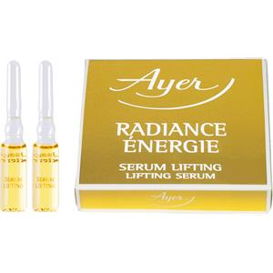 Ayer - Radiance Energie - Lifting Ampullen