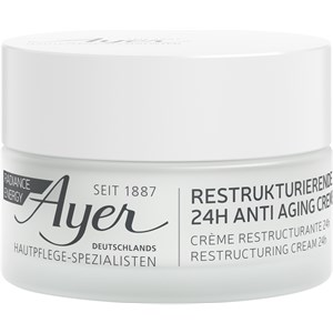 Ayer - Radiance Energie - Restructuring Cream 24h