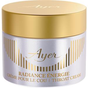 Ayer - Radiance Energie - Throat Cream