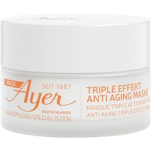 Ayer - Specific Products - Triple Effekt Anti Aging Maske