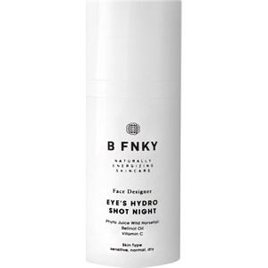 B FNKY - Facial care - Eye's Hydro Shot Night