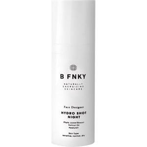 B FNKY - Facial care - Hydro Shot Night