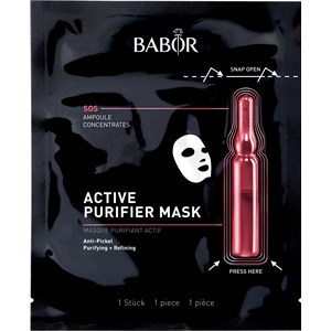 BABOR - Ampoule Concentrates - Active Purifier Mask