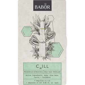 BABOR - Ampoule Concentrates - Chill Set