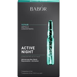 Image of BABOR Gesichtspflege Ampoule Concentrates FP Repair Active Night 2 ml