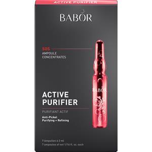 BABOR - Ampoule Concentrates - SOS Active Purifier