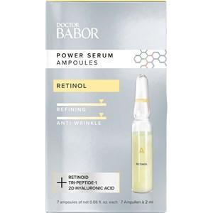 BABOR - Ampoule Concentrates - Retinol Power Serum Ampoules