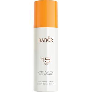 BABOR - Anti-Aging Sun Care - Medium Protection Sun Spray Lotion