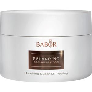 BABOR - Balancing Cashmere Wood - Soothing Sugar Oil Peeling