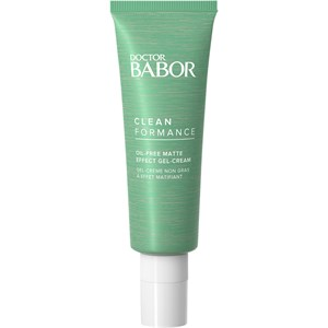 BABOR - Cleansing - Clean Performance Oil-Free Matte Effect Gel-Cream