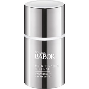 BABOR - Doctor BABOR - Brightening Intense Daily Bright Cream SPF 20