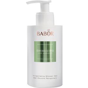 BABOR Körperpflege Energizing Lime Mandarin Invigorating Shower Gel 200 ml