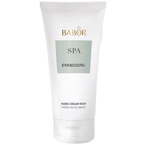BABOR - SPA Energizing - Spa Energizing Hand Cream rich