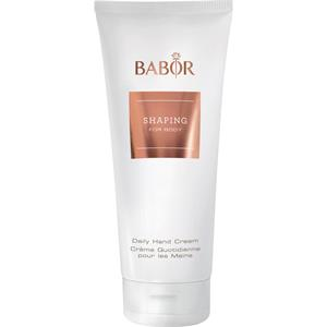 BABOR - Shaping For Body - Daily Hand Cream