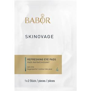 BABOR - Skinovage - Balancing Refreshing Eye Pads