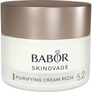 BABOR - Skinovage - Purifying Cream Rich