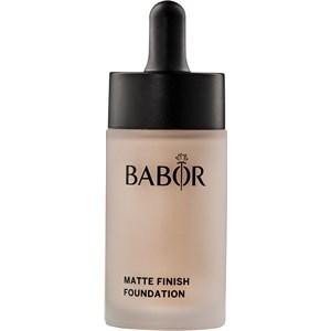BABOR - Teint - Matte Finish Foundation
