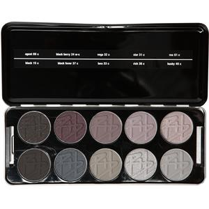 BEAUTY IS LIFE - Eyes - Shadow Profi Set - Nocturne