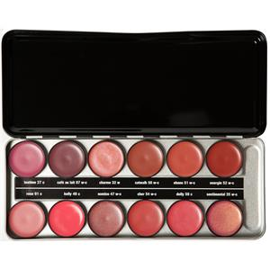 BEAUTY IS LIFE - Lips - Lipstick Profi Set - Classic