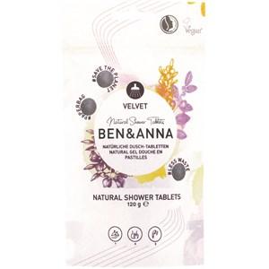 BEN&ANNA - Body and hair - Natürliche Dusch - Tabletten Velvet