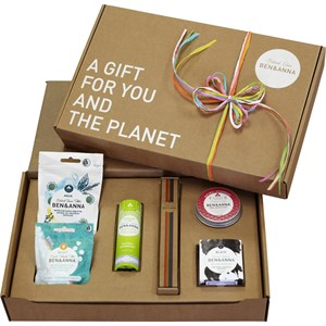 BEN&ANNA - Toothpaste in a glass - Gift set
