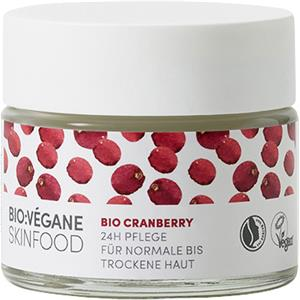 Image of BIO:VÉGANE Pflege Bio Cranberry 24h Pflege 50 ml