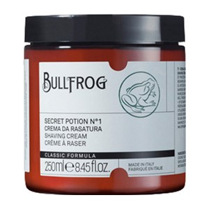 BULLFROG - Rasurpflege - Secret Potion N.1 Shaving Cream Classic