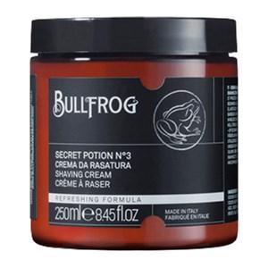 BULLFROG - Rasurpflege - Secret Potion N.3 Shaving Cream Refreshing