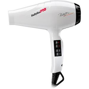 BaByliss Pro - Hair dryer - Bianco Ionic