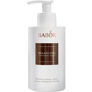 BABOR - Balancing Cashmere Wood - Soothing Body Lotion