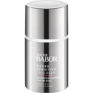 BABOR - Doctor BABOR - Neuro Sensitive Cellular Intensive Calming Cream Rich