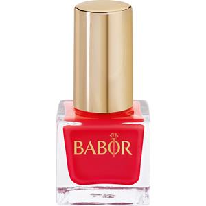 BABOR - Frühjahr-/Sommerlook 2016 - Ultra Perfect Nail Colour