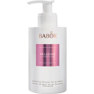 BABOR - Relaxing Lavender Mint - Calming Shower & Bath Oil