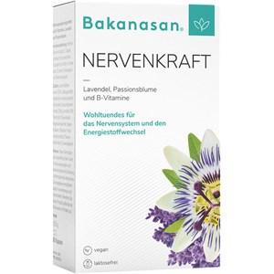 Image of Bakanasan Gesundheitsprodukte Beruhigung und Nervenkraft Nervenkraft plus Lavendel und Passionsblume 60 Stk.
