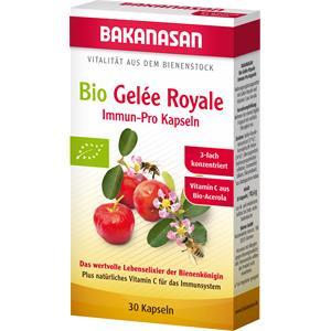 "Bakanasan - Immune System and Colds - Organic Capsules ""Gelée Royale Immun-Pro"" Jelly royal immune pro"