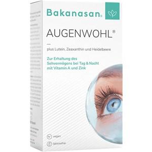 Bakanasan - Mikro-Nährstoffe - Augenwohl Kapseln