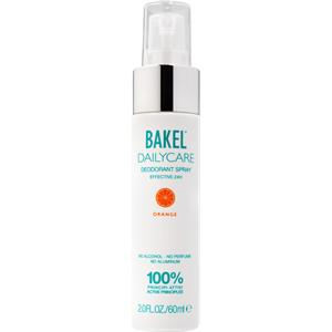 Bakel - Körperpflege - Dailycare Deodorant Spray Orange