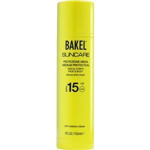 Bakel - Suncare - Suncare Face & Body Medium Prot. SPF 15