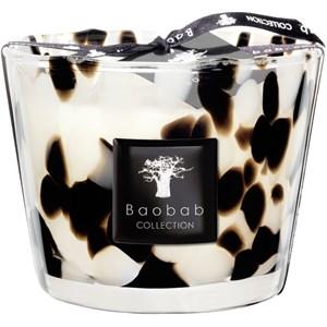 Baobab - Pearls - Stearinlys med duft Pearls Black
