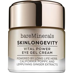 bareMinerals - Augenpflege - SkinLongevity Vital Power Eye Gel Cream