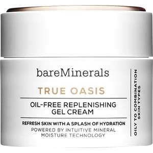 bareMinerals - Feuchtigkeitspflege - True Oasis Oil-Free Replenishing Gel Cream