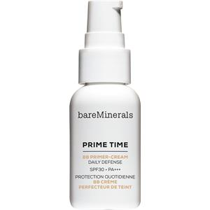 bareMinerals - Primer - Prime Time BB Primer-Cream Daily Defense SPF 30