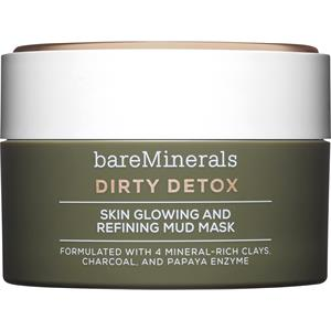 bareMinerals - Rengöring - Dirty Detox Skin Glowing And Refining Mud Mask